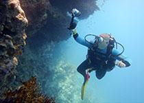 Leren duiken Hurghada Egypte, Nederlandse PADI duikschool Seahorse Divers, Hurghada, PADI Adventure Dive, Hurghada, Rode zee, Egypte