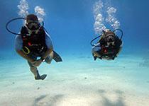 PADI Open Water Diver duikbrevet halen, Hurghada, Rode Zee, Egypte. Seahorse Divers, Nederlands PADI duikcentrum en Nederlandse PADI duikschool. Je PADI Open Water Diver duikbrevet halen in Hurghada doe je met Seahorse Divers. PADI Hurghada