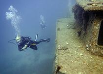 PADI Specialties Hurghada, Rode Zee, Egypte. Leren duiken Hurghada Egypte, Nederlandse PADI duikcursus, duikcursus Hurghada, Wreck Diver Specialty Hurghada