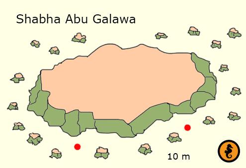 Duiken in Hurghada, Duikkaarten Hurghada, Duikkaart Hurghada, Duikplekken Hurghada, Duikplaatsen in hurghada, Duiklocaties in hurghada, Shaab Talata, Hurghada