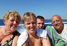 Duiken in Hurghada, Rode Zee, Egypte. Seahorse Divers, Nederlandse PADI duikschool. Duiken in Hurghada