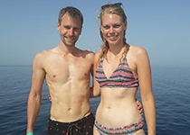 Duiken in Hurghada, Rode Zee, Egypte. Seahorse Divers, Nederlandse PADI duikschool. PADI Open Water Diver cursus in Hurghada.