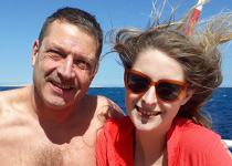 Duiken in Hurghada, Rode Zee, Egypte. Seahorse Divers, Nederlandse PADI duikschool. Duiken in Hurghada, Ronny en Kelly