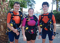 Duiken in Hurghada, Rode Zee, Egypte. Seahorse Divers, Nederlandse PADI duikschool, Hurghada.