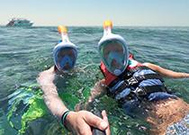 Snorkelen Hurghada, Rode Zee, Egypte. Snorkelen en duiken op de mooiste plaatsen in Hurghada, Rode Zee, Egypte met Seahorse Divers, Nederlandse PADI duikschool en duikcentrum. Snorkelen in Hurghada