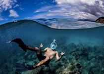 Snorkelen Hurghada, Rode Zee, Egypte. Snorkelen en duiken op de mooiste plekken in Hurghada, Rode Zee, Egypte met Seahorse Divers, Nederlandse PADI duikschool en PADI duikcentrum. Easybreath snorkelmasker