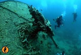 Wrak SS Thistlegorm, Wrakken in Egypte, Wrakduiken, Rode Zee, Egypte, wrak SS Thistlegorm, Egypte