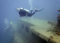 Wrak Excalibur Hurghada, Rode Zee, Egypte. Duiken, Wrakken en Wrakduiken in Hurghada met Seahorse Divers.