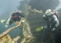 Wrakken en Wrakduiken Hurghada, Rode Zee, Egypte, Wrak El Mina Hurghada, el mina hurghada